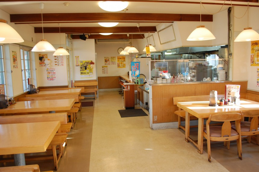 福島店諏訪 テーブル2