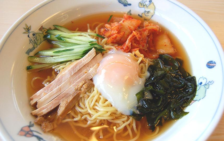 韓国風冷麺4