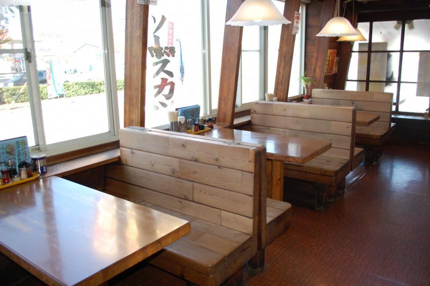 南松本 テーブル2