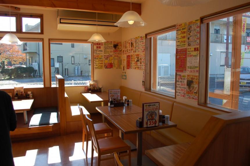 梓川 テーブル1