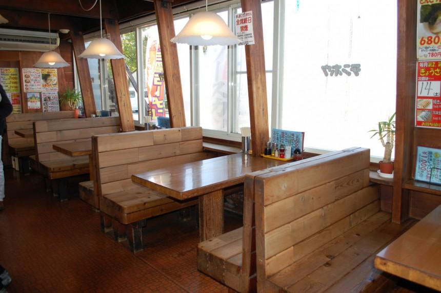 南松本 テーブル3