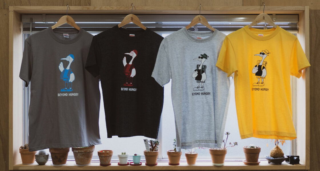 8knot 様とのコラボTシャツ!販売開始!